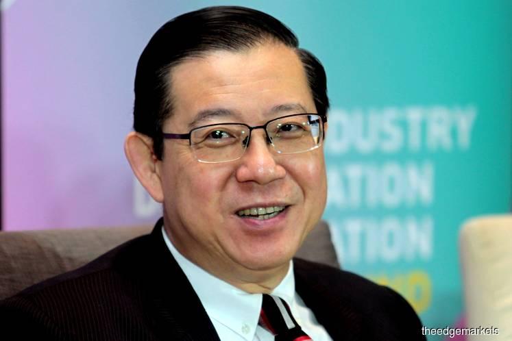林冠英:1MDB与贪污案影响政府拨款能力